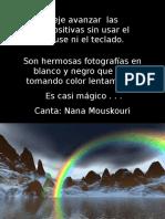 De colores.Canta Nana Mouskouri.pps