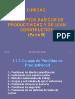 1ra Unidad - Parte B -Productividad 2016