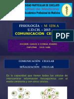 FISIOLOGÃŒA COMUNICAC  CELULAR UDCH 2014.ppt