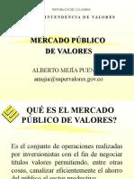 Mercado Público de Valores
