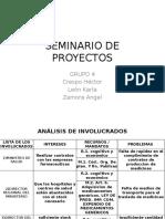 seminariodeproyectosanalisisdeinvolucrados-130409192934-phpapp01