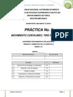 05 Movimiento Curvilineo Tiro Parabolico