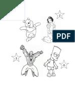 A Cartoon Family