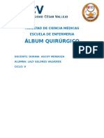Album Medico Quirurgico