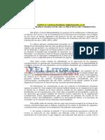 Reforma Constitución Provincial Corrientes 2016