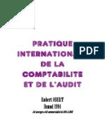 Pratique Internationale Comptabilite Audit