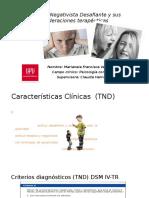 Trastorno Negativista Desafiante y sus consideraciones terapéuticas.pptx