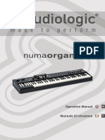 NumaOrgan2 Manual
