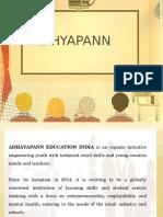 Adhyapann Corporate