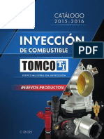Catalogo Tomco 2015