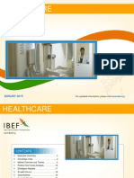 Healthcare August 2015