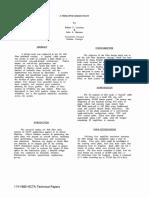 1989 a Fiber Optic Design Study