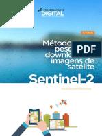 Métodos para pesquisa e download de imagens de satélite Sentinel-2