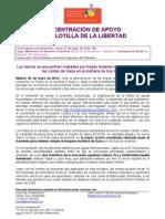 20100531.Actualidad de la Flotilla y Convocatoria de manifestación