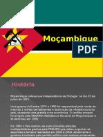 o português de Moçambique