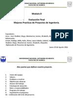 Presentacion Modulo VIII Rev.1