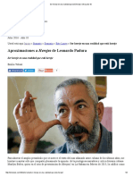 Herejes de Leonardo Padura
