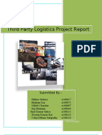 Third Party Logistics_Final Report