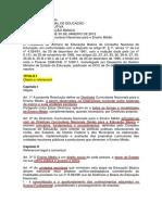 10 Resolucao Nº 2-2012-DCN-EM