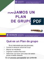 Hagamos Un Plan de Grupo Santander