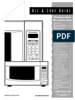 Kitchenaid KCMS185JSS3 Guide