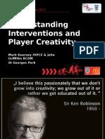 Coaching Creativity Event