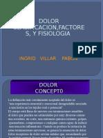 SEMIOLOGIA DOLOR7