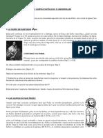 Fichas Cartas CatóliCAS 2015