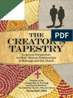 creators tapestry 2009
