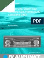 Blaupunkt Boston C32 Dublin C32