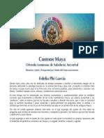 Cosmos Maya - Ofrenda Luminosa - 13 Jul 2016