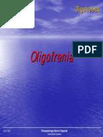 Oligofrenia (FPCE - 2007).pdf