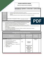 Plan de Evaluacion Mate 1-b 1 16-17