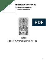 Libro de Costos y Presupuestos UNFVV[1]