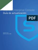 Guia de Actualizacion de Sophos Enterprise Console