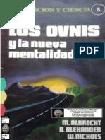 Bbltk-m.a.o. Lp-106 Los Ovnis y La Nueva Conciencia o Realidad - Vicufo2