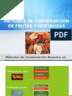 Metodos de Conservacion de Frutas y Hortalizas_clase 5.1