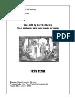 Tdla L y Eclesiologia - Tesis