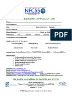 nfcss membership application