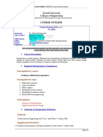 Control Systems Course Outline FL16
