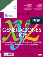 GENERACIONES HOY_De Baby Boomers a Millennials, La Necesaria Evolución de Las Estructuras Sociales