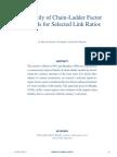Link Ratio Method