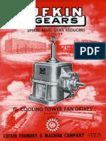 03 Lufkin Gears Bulletin G-3 Reduced