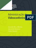 Administracao de Videoconferencia