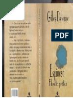 Espinosa - Filosofia Prática