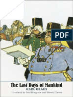 Karl Kraus - The Last Days of Mankind - Complete Text.pdf