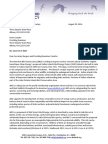 American Bird Conservancy  Comment letter to the Public Service  Re