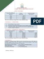 DJB Water Tariff 20.03.2015New