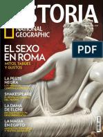 Historia National Geographic - Mayo 2016
