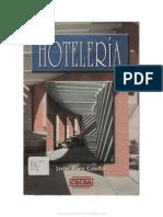 Hoteleria (Por Sixto Baez)